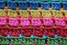 crochet - tales of yarn and fiber