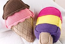 crocheting accessories for home