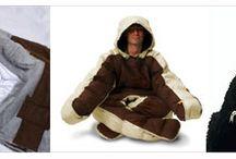 Complementos de descanso / Sábanas, pijamas, sacos de dormir... Podemos ser originales hasta durmiendo.