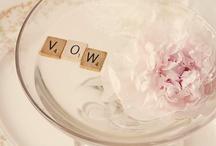 Wedding/Party Ideas / by Tiffany Lyons
