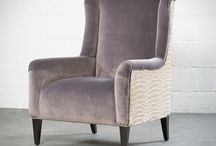 Armchairs / upholstered armchairs bespoke traditional and contemporary