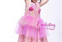 Ballerina in Batik style - Everlasting Kids