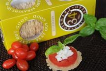 34-degrees Cracker goodies / by Nancy Schupple