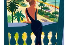 Travel posters - France