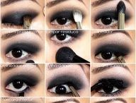 maquiagem ;)
