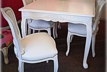 Dining room tables!