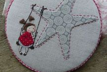 Embroidery / by Patricia Forrest Cramer