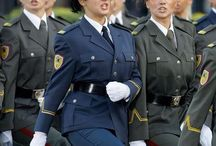 WOMEN IN UNIFORM: Some Say This Job Is For A Man But It's Obvious Those Who Say That Have No Clue Who I Am.