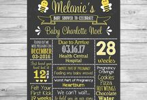 Baby Bumble Bee Baby Shower