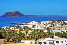 Fuerteventura, Corralejo etc