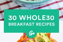 Whole30 / Learning the rules of Whole30 can be complicated but we make it easy! From shopping lists to meal plans, recipes and more we're covering everything you need to know.