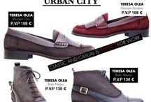 Spanish Handmade Shoes by Teresa Olea