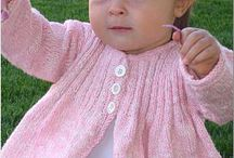 Baby cardies & jerseys