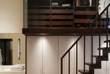 Wardrobe Interiors / by Nelson Kathy