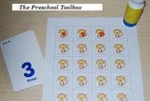 Preschool Learning / by Melinda Zamora