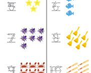 Free Math Printables for Preschoolers