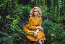 INTO THE WOODS / Autumn Collection 2016 Model: Victoria | H&M: Stefanie Mellin Maskenbild | Photo: Sara Storch Photography | www.gracy-q.de | www.vintagemaedchen.de | www.stefanie-mellin-maskenbild.de | www.sarahstorch.com