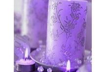 Свечи и романтика