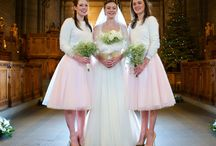 Winter Weddings / keep warm at your winter wedding