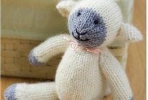 Muñecos lana