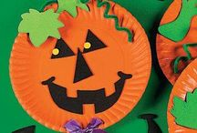 Halloween askartelut