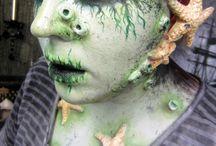 Halloween Make-up/Costume