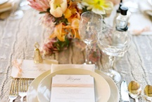 late summer wedding / by Tami Elswick-Anderson