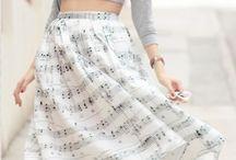 Music clothing