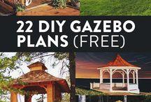 gazebo plans