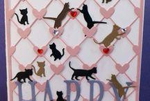 Cat card ideas