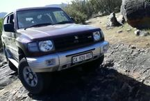 Off roading and 4x4's
