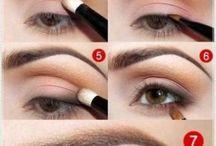 Maquiagem suave