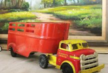Toy Trucks / by Robert Bois le Duc