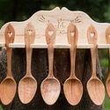 Kanalak / Kézzel faragott fa evőkanalak, merőkanalak, kanáltartók.  #kanálfaragó #kanálfaragás #fakanál #faragás #fa #spooncarver #spooncarving #woodenspoon #kitchenware #wood