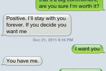 awwww texts