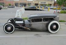 Rat rods / by Richard Anderson