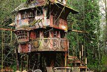Fantasy Buildings