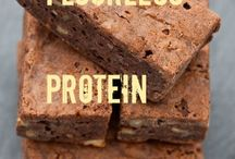 Protein recipes / Food low carbs, tons of protein