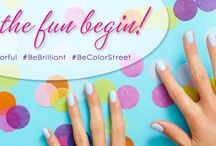 Color Street / Color Street is an amazing high-quality nail polish strip that is super fun and easy to use! They are made from 100% nail polish, not vinyl or a sticker, to give you a brilliant, salon-quality manicure or pedicure in minutes. No dry time, smudges, or streaks. Easily removable with nail polish remover.   Shop here:  www.easypeasynails.com