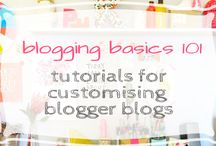 Blogging Tips & Tricks / A board full of the best blogging tips & tricks