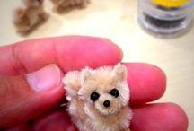 animli in miniatura