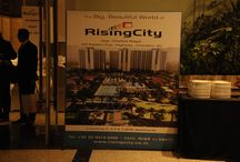 Rising City Private Launch / Date - 8th April 2014  Venue - Hotel Kohinoor, Dadar   www.rajeshlifespaces.com