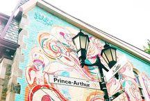 Prince Arthur E Montreal