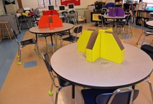 Classroom Seating {tables and desks} / by Clutter-Free Classroom