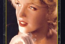 MARILYN:TRADIMNG CARDS / by Alisa May Rearden