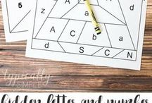 Alphabet learn