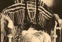 indián tábor