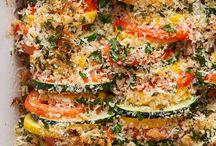 Vegetable Dishes (summer)