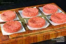 Hambúrguer caseiro melhor que as Hamburguerias