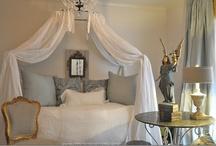 Bedrooms / by Amanda Jones